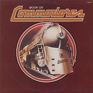 Commodores / Movin' On