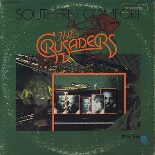 Crusaders / Southern Comfort front