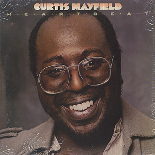 Curtis Mayfield / Heartbeat front