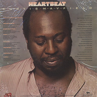 Curtis Mayfield / Heartbeat back