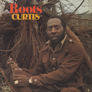 Curtis Mayfield / Roots front