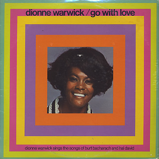 Dionne Warwick / Go With Love