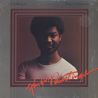 Earl Klugh / Finger Paintings front