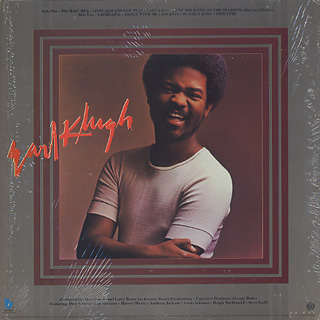 Earl Klugh / Finger Paintings back