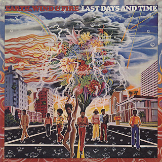 Earth, Wind & Fire / Last Days And Time front