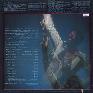 Eddie Kendricks / Boogie Down back
