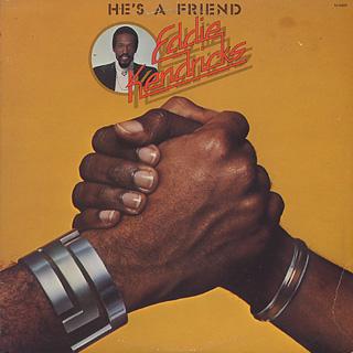 Eddie Kendricks / He's A Friend