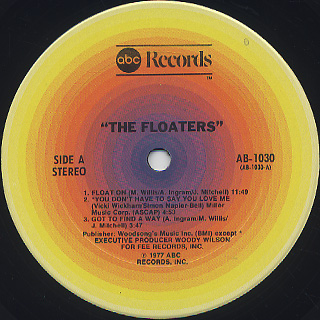 Floaters / S.T. label