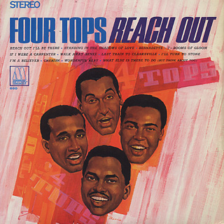 Four Tops / Four Tops Reach Out front