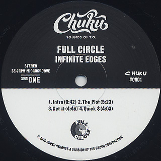 Full Circle / Infinite Edges (2LP+7