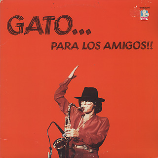 Gato Barbieri / Gato... Para Los Amigos!!