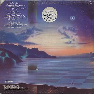 Graeme Edge Band / Paradise Ballroom back