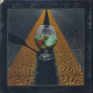 Grant Green / Shades Of Green front