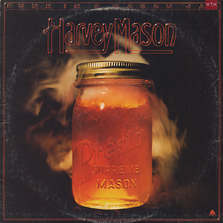 Harvey Mason / Funk In A Mason Jar