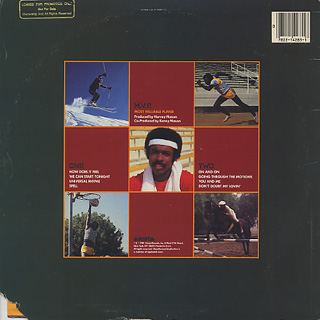 Harvey Mason / M.V.P. back