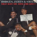 Hodges, James and Smith / What Have You Done For Love?