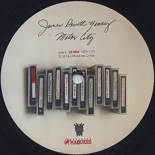 J Dilla / Motor City label