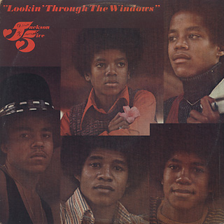Jackson 5 / Lookin' Through The Windows front