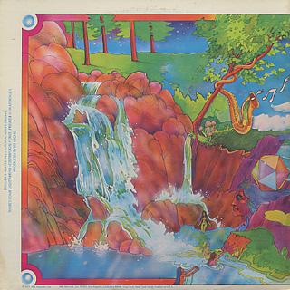 John Klemmer / Waterfalls back