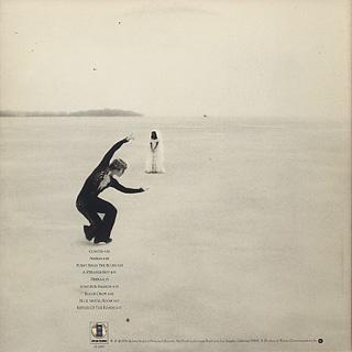 Joni Mitchell / Hejira back