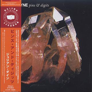 Julien Dyne / Pins & Digits (LP)