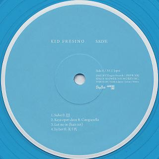 Kid Fresino / Salve label