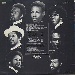 Kool and The Gang / Wild and Peaceful back