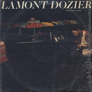 Lamont Dozier / Peddlin' Music On The Side