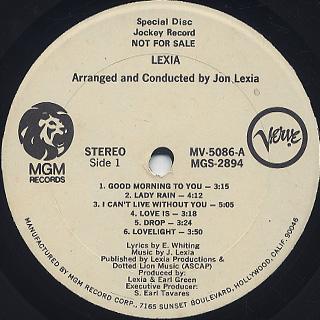 Lexia / S.T. label