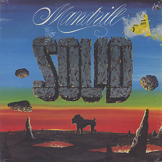 Mandrill / Solid front