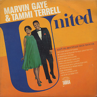 Marvin Gaye & Tammi Terrell / United front