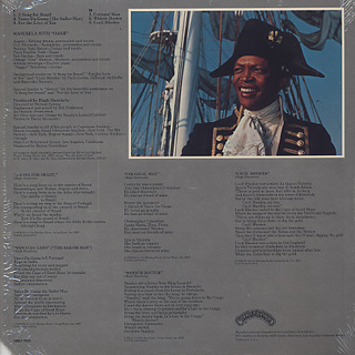 Masekela / Colonial Man back