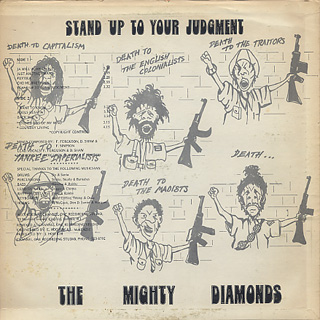 Mighty Diamonds / Stand Up To Your Judgement back