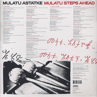 Mulatu Astatke / Mulatu Steps Ahead back