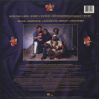 Neville Brothers / Uptown back