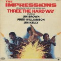 O.S.T.(The Impressions) / Three The Hard Way-1