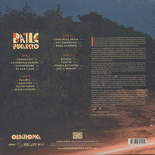 Ondatropica / Baile Bucanero back