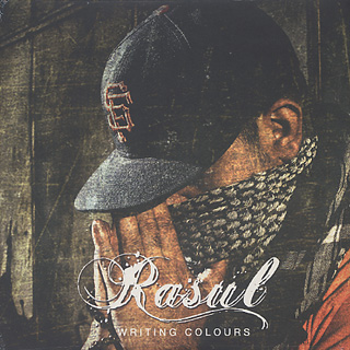 Rasul / Writing Colours (2LP) front