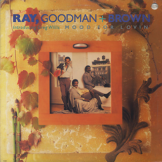 Ray, Goodman & Brown / Mood For Lovin' front