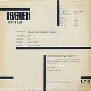 Reverberi / Stairway To Heaven back
