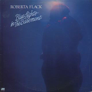 Roberta Flack / Blue Lights In The Basement front