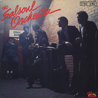 Salsoul Orchestra / Street Sense front