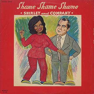 Shirley And Company / Shame Shame Shame