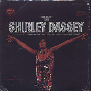 Shirley Bassey / How About You? front