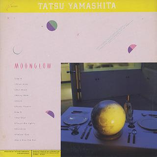 Tatsu Yamashita / Moonglow back
