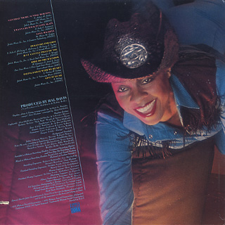 Thelma Houston / Ride To The Rainbow back