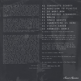 Theo Parrish / Parallel Dimensions back