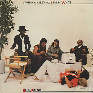 Twennynine featuring Lenny White / Best Of Friends