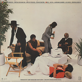 Twennynine featuring Lenny White / Best Of Friends back