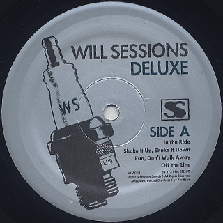 Will Sessions / Deluxe label
